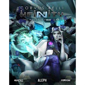Infinity RPG: Aleph (BOOK)