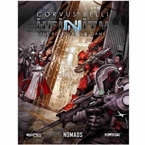 Infinity RPG: Nomads (BOOK)