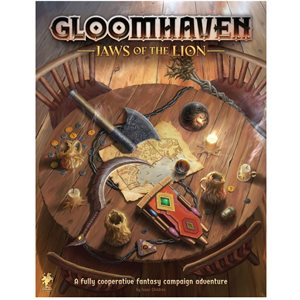 Gloomhaven: Jaws of the Lion ^ AUG 4, 2020