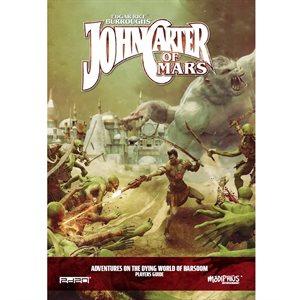 John Carter of Mars: Players Guide (BOOK)