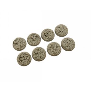 Bases: Jungle, Round 32mm (4)