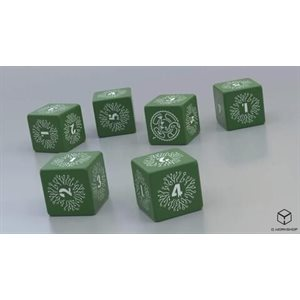 Legacy: Life Among the Ruins 2nd Edition - Dice Set ^ Oct 2019
