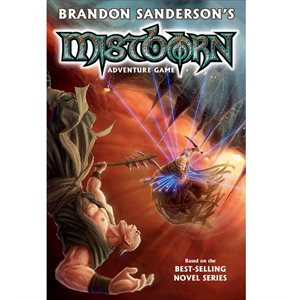 Mistborn Adventure Game RPG (BOOK)