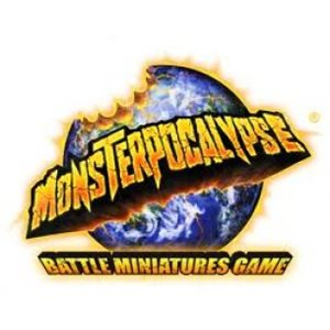 Monsterpocalypse Dice Set