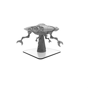 Monsterpocalypse: Destroyers Martian Menace: Ares Mothership (metal / resin)