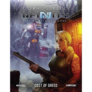 Infinity: RPG Cost of Greed
