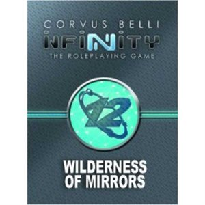 Infinity: RPG Wilderness of Mirrors Deck