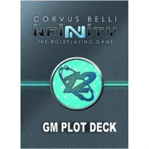 Infinity: RPG GM Plot Deck