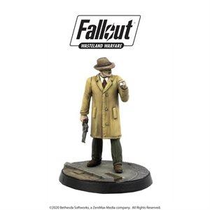 Fallout Wasteland Warfare: Unaligned Mysterious Stranger