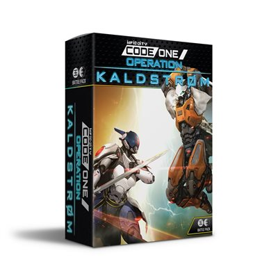 Infinity: CodeOne: Operation Kaldstrom ^ APR 2020
