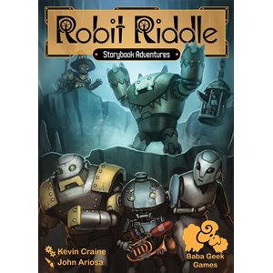 Robit Riddle: Storybook Adventures