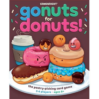 Go Nuts For Donuts ^ JUL 2019