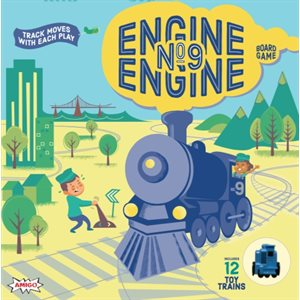 Engine, Engine No. 9 (No Amazon Sales)