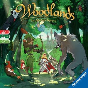 Woodlands (No Amazon Sales)