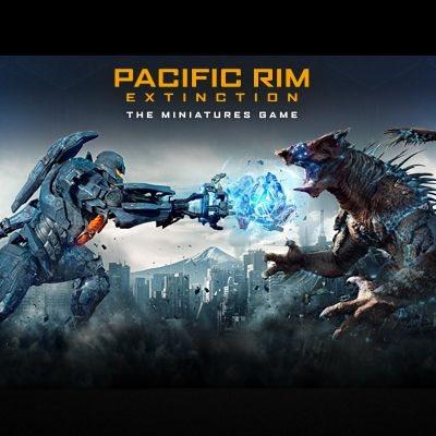Pacific Rim Exintction Starter Set