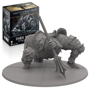 Dark Souls: Board Game: Wave 4: Vordt of the Boreal Valley Expansion