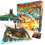 Fireball Island: Expansion - Wreck of Crimson Cutlass Expansion