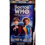 Doctor Who Time Of The Daleks: 5-6 Player Exp: Second Doctor & Sixth Doctor