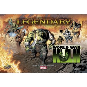 Marvel Legendary DBG: World War Hulk Expansion