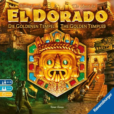Quest for El Dorado: Golden Temple (No Amazon Sales) ^ FEB 1 2020