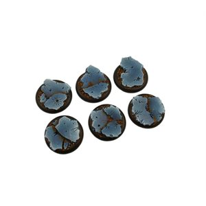 Bases: Ruins, Round Lipped 40mm (2)