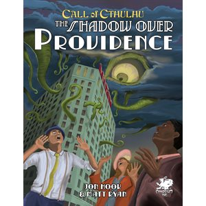 Call of Cthulhu: The Shadow Over Providence (BOOK)