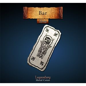20 Unit Silver Bar(24pc) ^ Q4 2019