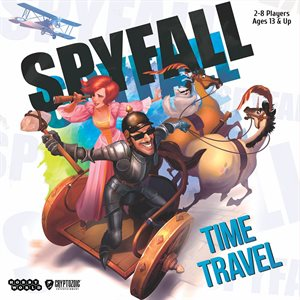 Spyfall: Time Travel