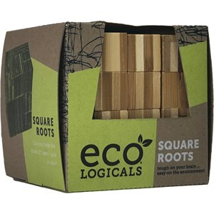 Eco Logicals: Square Roots (large)