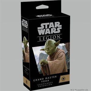 Star Wars Legion: Grand Master Yoda Commander Expansion ^ AUG 27 2021