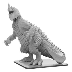 Monsterpocalypse: Protector Terrasaur: Terra Khan (resin)