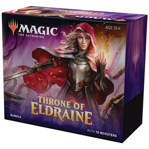 Magic the Gathering: Throne of Eldraine Bundle Gift Edition
