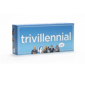 Trivillennial (No Amazon Sales)