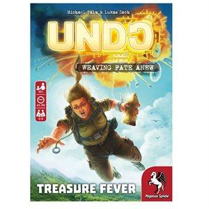 Undo: Treasure Fever