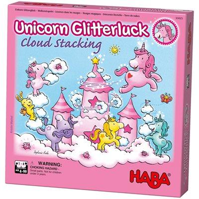 Unicorn Glitterluck: Cloud Stacking