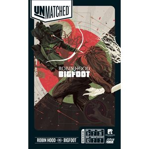 Unmatched: Battle Of Legends, Vol. 1 ^ SEP 18 2019