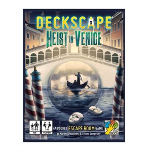 Deckscape: Heist in Venice (No Amazon Sales)