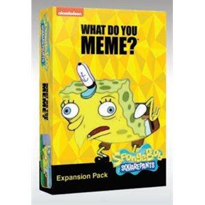 What Do You Meme: SpongeBob (No Amazon Sales) ^ MAY 1 2020