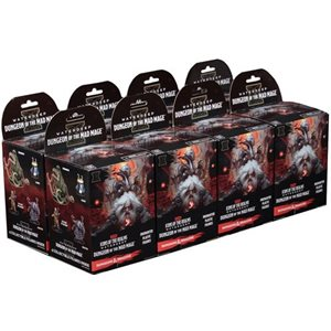 D&D Minis: Icons of the Realms Waterdeep: Dungeon of the Mad Mage Booster Brick
