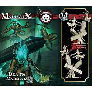 Malifaux 2nd Ed: Guild: Death Marshals (3) (Updated to M3E)